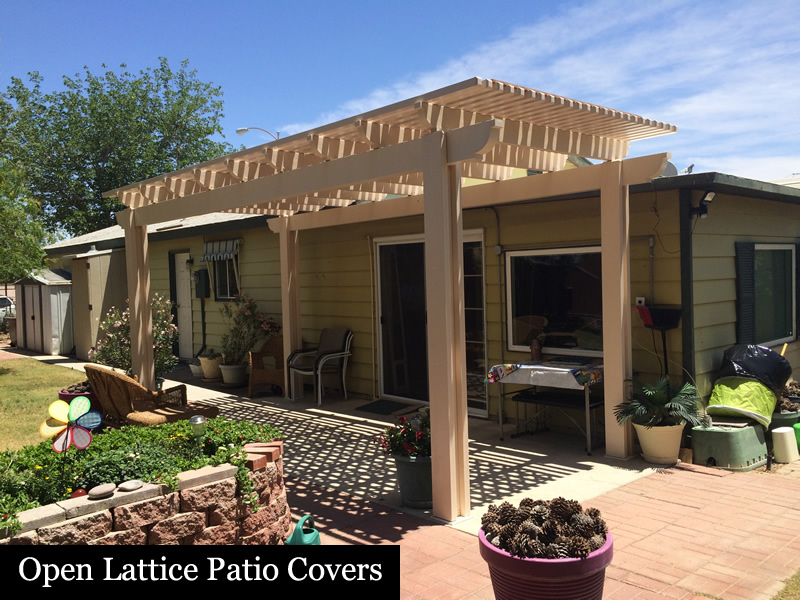 High Quality These Patio Covers Will Increase Your Property Value, Provide Extra Living  Space, And Give You Many Years Of Protection And Relief From The Hot Sun.