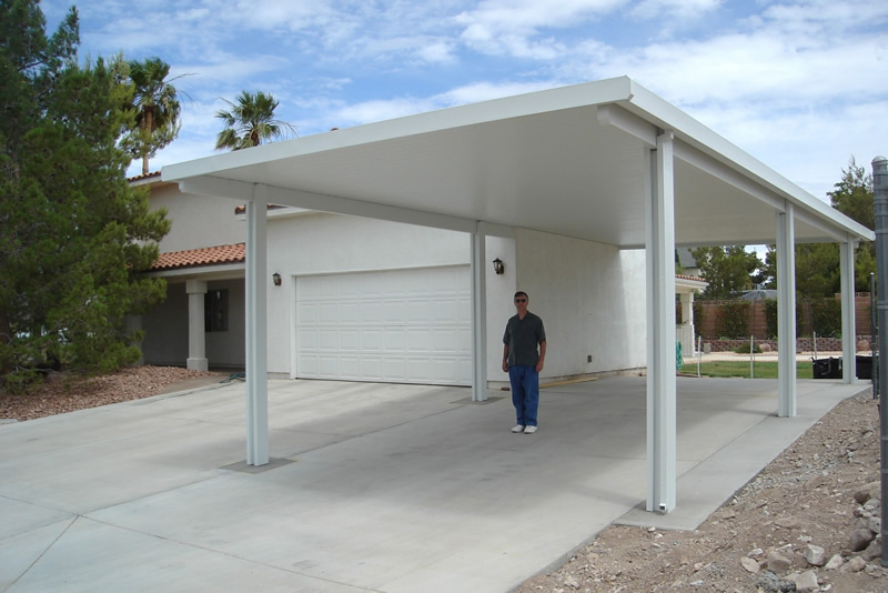 Custom Carports Product : Carports las vegas patio covers