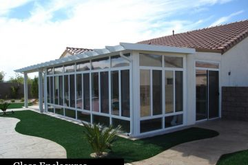 Patio Enclosures - Life Rooms - Screen Rooms