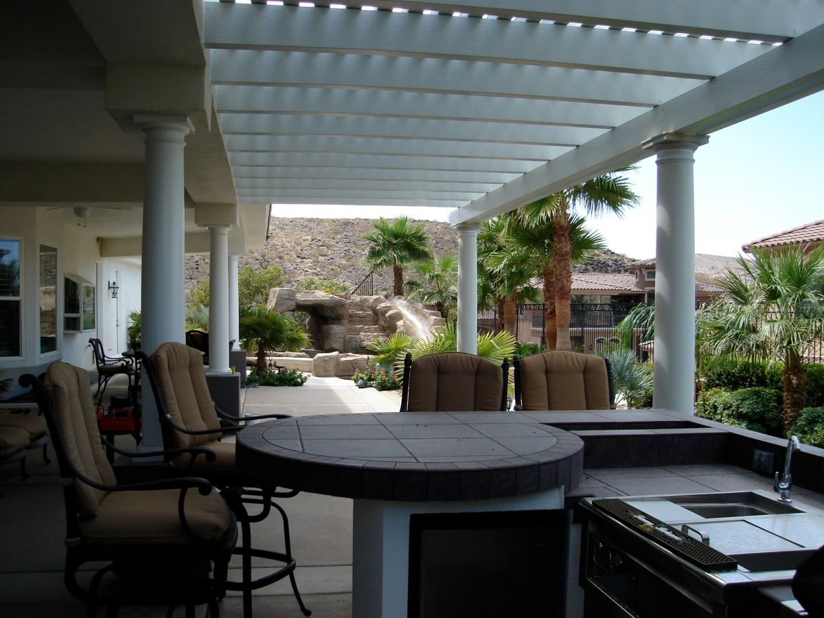 Do it yourself kits las vegas patio covers for Do it yourself patio covers
