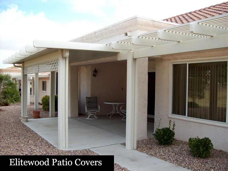 Patio Cover Styles